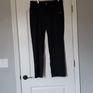 The North Face Lightweight Pants Size 12 Black